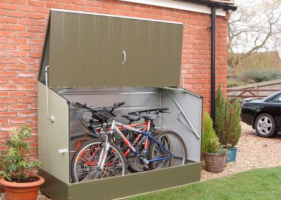 bicycle storage box