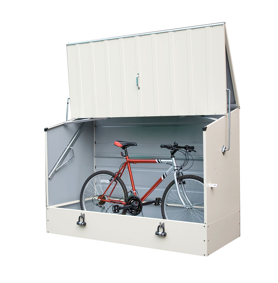Bicycle Storage Unit The Bikebox Photo Gallery