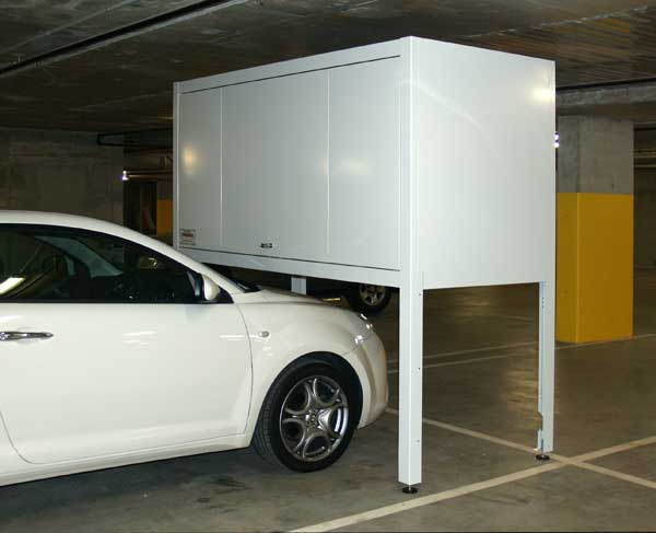apartment garage storage