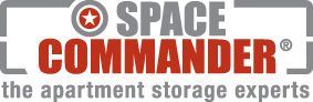 Space Commander the apartment storage experts