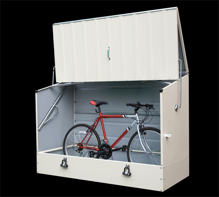 bike storage box - the BikeBox