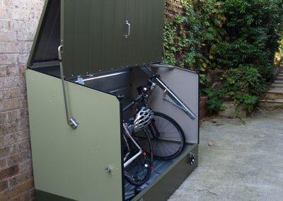 the Bikebox - green