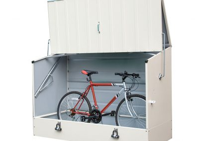 the BikeBox
