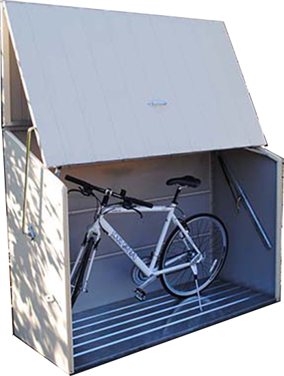 bike storage box