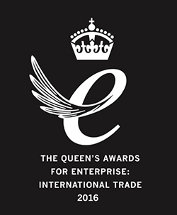 Queens Award for Enterprise 2016